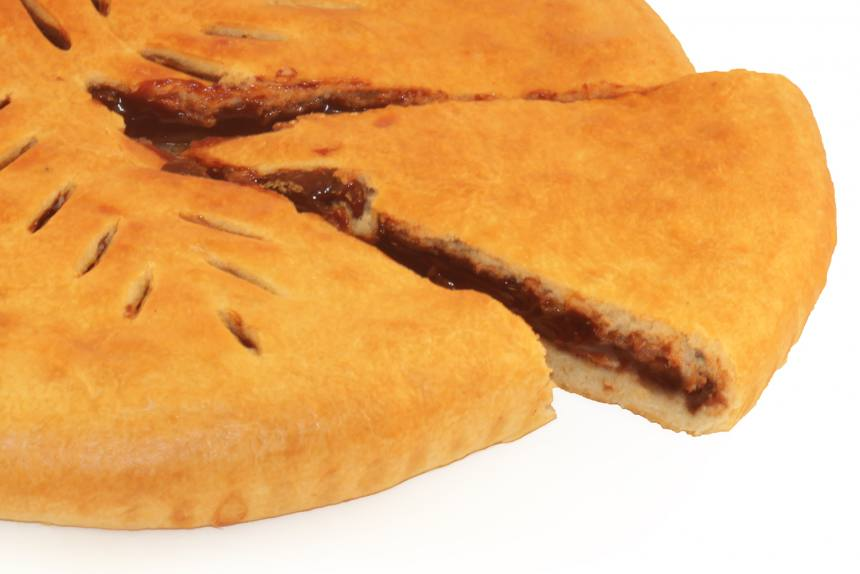 Пирог с шоколадом 0,5кг