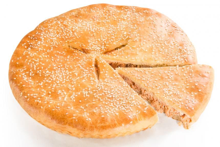 Пирог с рыбой 1кг