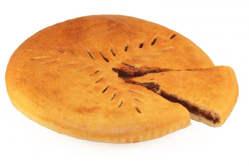 Пирог с шоколадом 1кг