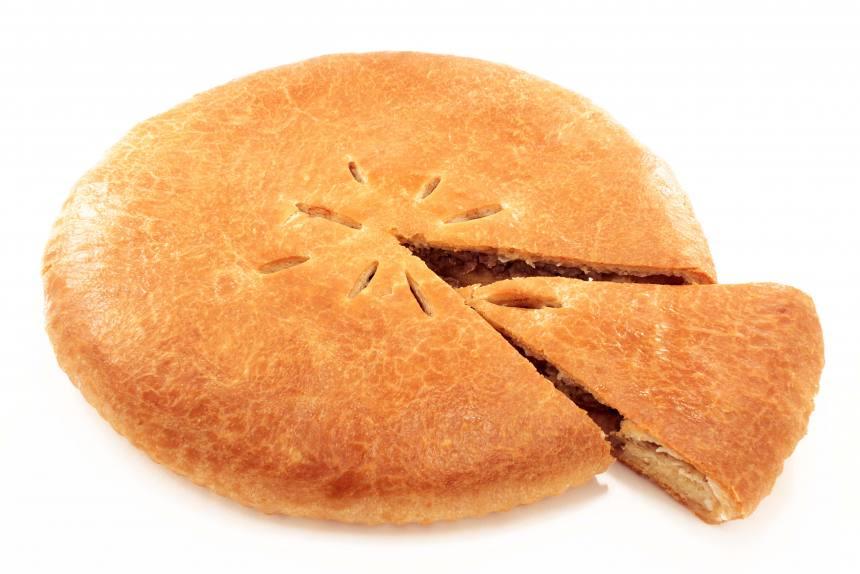 Пирог с говядиной 1кг