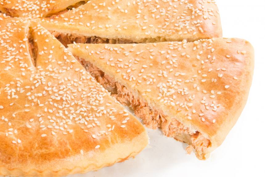 Пирог с рыбой 0,5кг