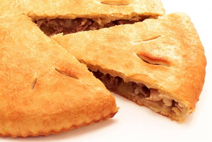 Пирог с говядиной и картофелем 0,5кг