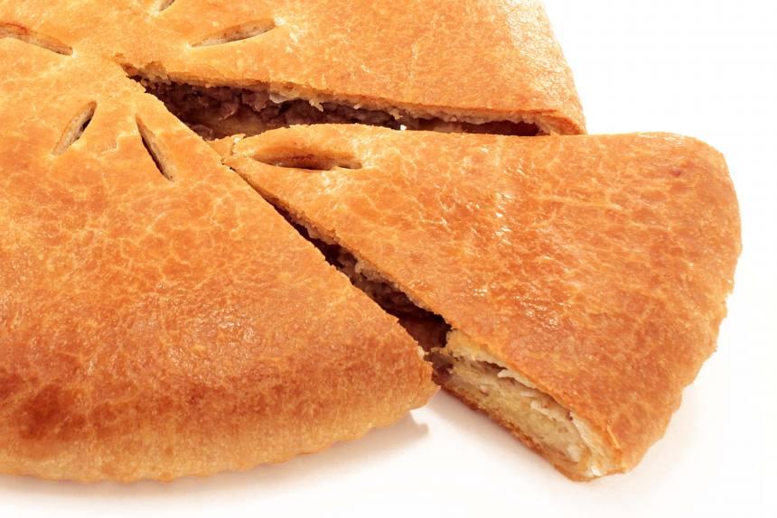 Пирог с говядиной 0,5кг