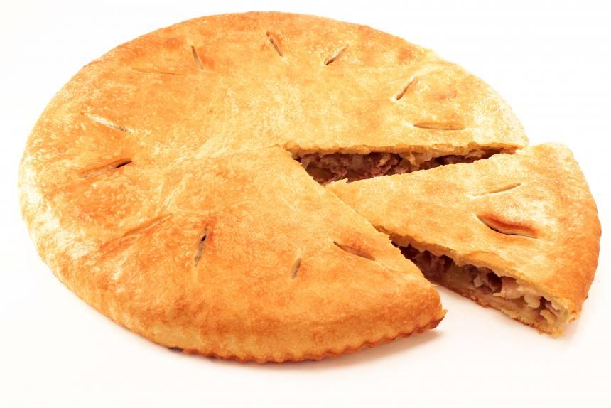Пирог с говядиной и картофелем 1кг