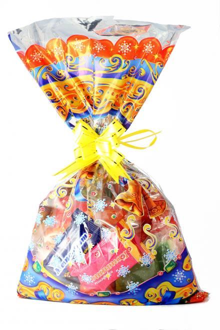 Новогодний подарок №1 0,500 кг (мешок)