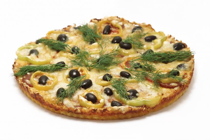 Пицца с колбасой 0,7кг