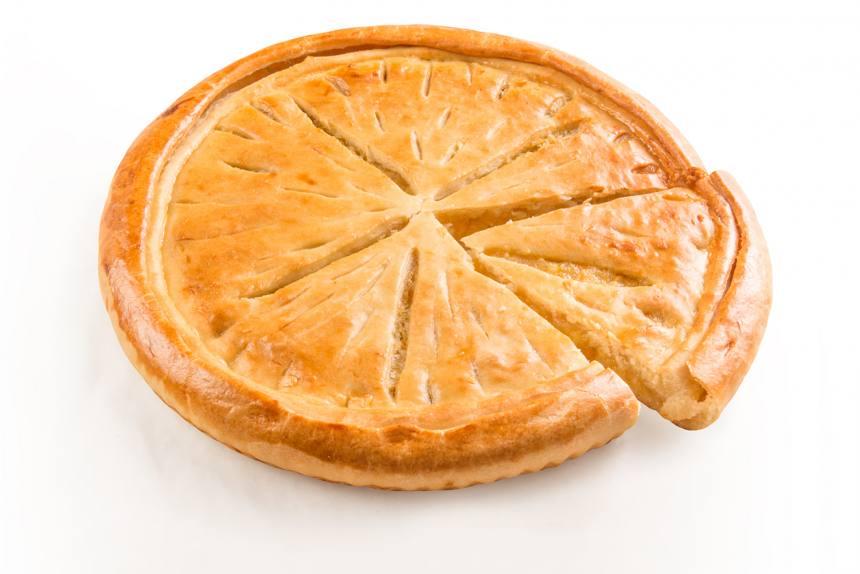 Пирог с апельсином и лимоном 1кг