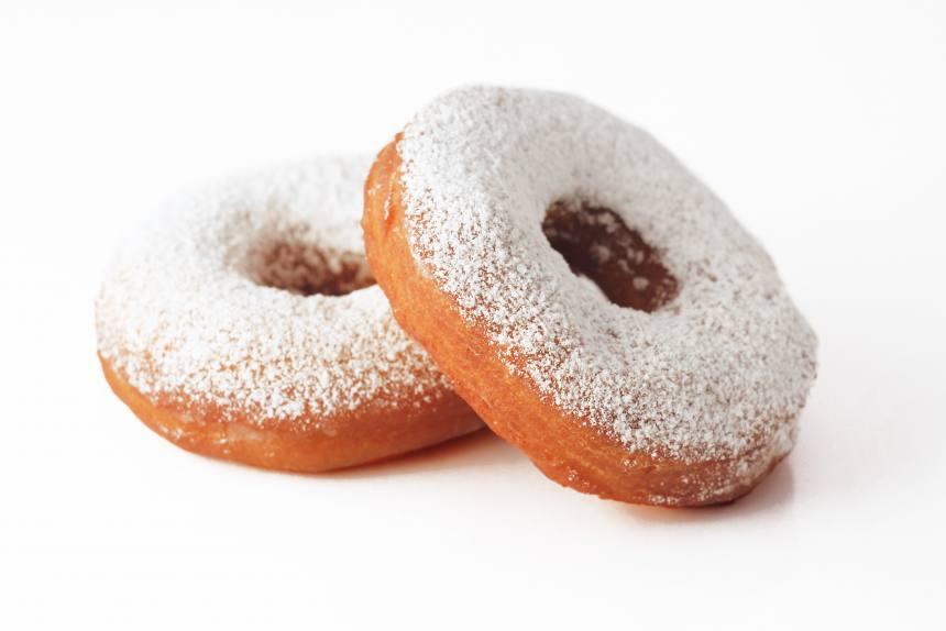 Пончики 0,150 кг (5 штук)